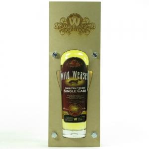 Wild Weasel 2011 Single Cask Malt Whisky and Brouwerij Wilderen Label Press