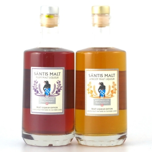 Santis Malt Appenzeller Malt & Fruit 2 x 50cl