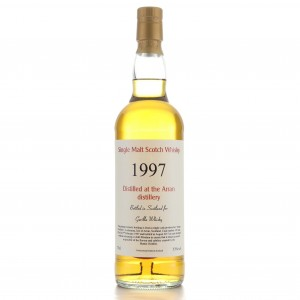 Arran 1997 Private Cask #245 / Gerilla Whisky