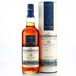 Glendronach 15 Year Old Tawny Port Finish