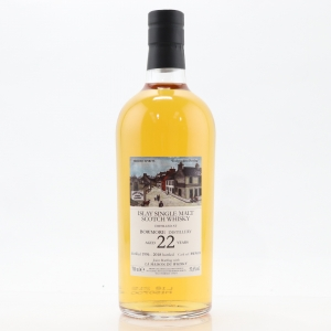 Bowmore 1996 hidden Spirits 22 Year Old / LMdW