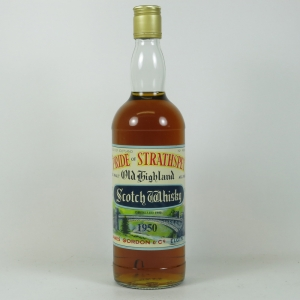 Pride of Strathspey 1950 (Macallan) Front