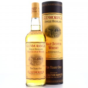 Glenmorangie 10 Year Old Signed by the Sixteen Men of Tain 2004