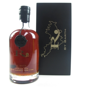 R. St. Barth 1998 Hors d'Age 12 Year Old Rum Agricole