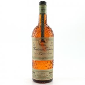 Mandarine Napoleon Liqueur 1 Litre 1970s