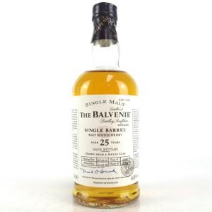 Balvenie 1978 Single Barrel 25 Year Old 20cl