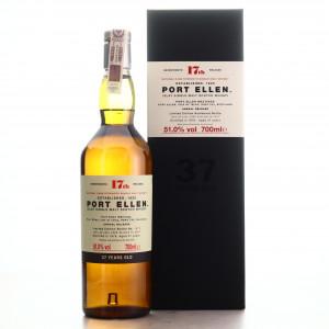 Port Ellen 1979 37 Year Old 17th Release