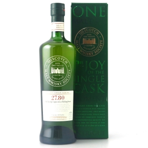 Springbank 13 Year Old SMWS 27.80