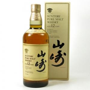 Yamazaki / Suntory Pure Malt 12 Year Old