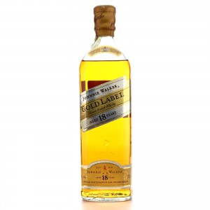 Johnnie Walker Gold label 18 Year Old
