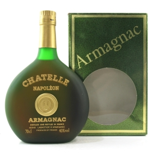 Chatelle Napoleon French Armagnac