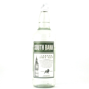 South Bank London Dry Gin 1 Litre