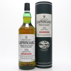 Laphroaig 10 Year Old Original Cask Strength 1 Litre / 55.7%