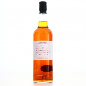 Springbank 2013 Duty Paid Sample 6 Year Old / Fresh Sherry Hogshead