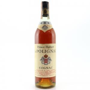 Prince Hubert de Polignac 3 Star Cognac 1960s