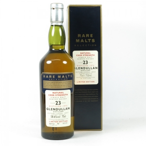 Glendullan 1973 Rare Malt 23 Year Old 75cl Front