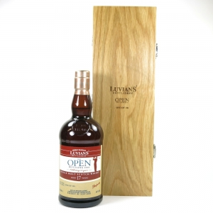 Glenfarclas 17 Year Old Luvians Bottle Shop Open 2010