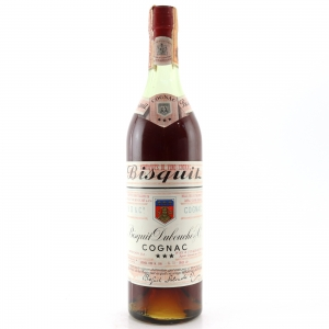 Bisquit Dubouche 3 Star Cognac 1960s