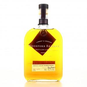 *Woodford Reserve Distiller's Select Batch #108 - Signed