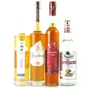 German Liqueur x 4