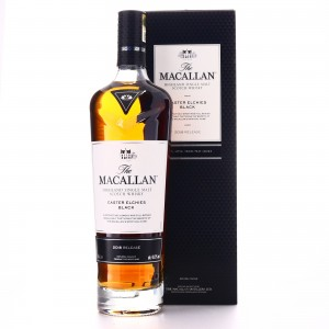 Macallan Easter Elchies Black 2018 Release