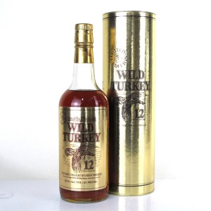 Wild Turkey 12 Year Old 101 Proof Limited Edition