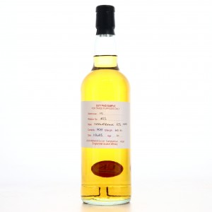 Springbank 2013 Duty Paid Sample 6 Year Old / Refill Sherry Hogshead
