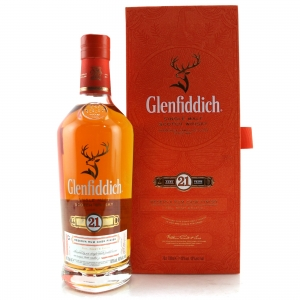 Glenfiddich 21 Year Old Reserva / Rum Cask Finish