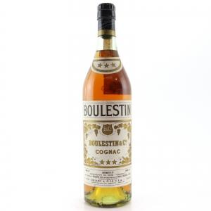 Boulestin 3 Star Cognac 1960s