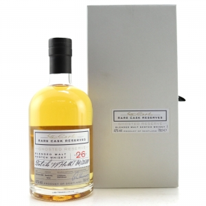 Ladyburn/ Inverleven Rare Cask Ghosted Reserve 26 Year Old