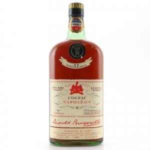 Brugerolle Aigle Rouge Napoleon Cognac 1960s
