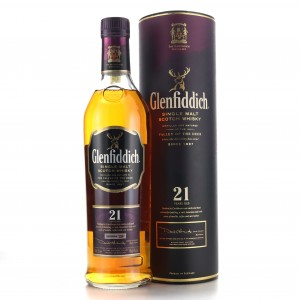 Glenfiddich 21 Year Old Caribbean Rum Finish