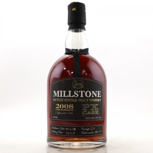 Millstone 2008 Cask Strength Special #6 / PX Cask
