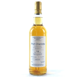 Port Charlotte 2003 Private Cask 14 Year Old #0857