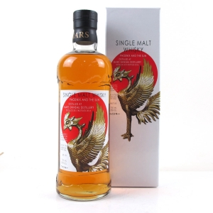 Shinshu Mars 2013 Single Cask #1706 Pheonix and the Sun / Whisky Talk 2016 Exclusive
