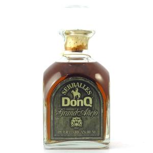 Serralles Don Q Grand Anejo Puerto Rican Rum