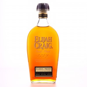Elijah Craig Barrel Proof Bourbon 2017 Release / Batch #B517