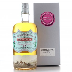 Springbank 1992 Silver Seal 17 Year Old 1.5 Litre / 'Sestante' Collection