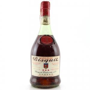 Bisquit 3 Star Cognac 1970s