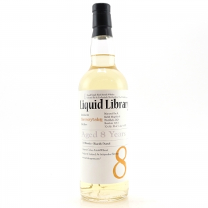 Ledaig 2005 Whisky Agency 8 Year Old / Liquid Library