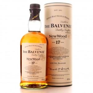 Balvenie 17 Year Old New Wood
