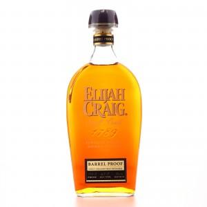 Elijah Craig Barrel Proof Bourbon 2017 Release / Batch #B517