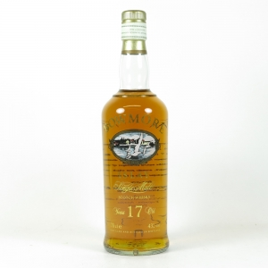 Bowmore 17 Year Old 1990s Screen Print Label Front