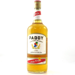 Paddy Old Irish Whiskey 1 Litre