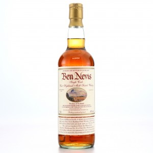 Ben Nevis 1996 Single Cask 12 Year Old #811