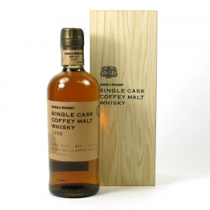 Nikka 1998 Coffey Malt Single Cask #103356