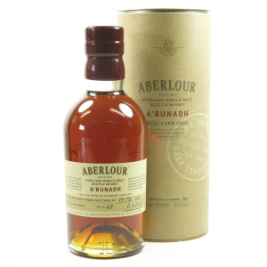 Aberlour A'bunadh Batch #48 Front