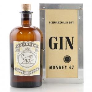 Monkey 47 Schwarzwald Dry Gin 50cl