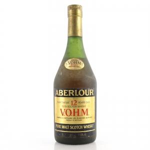 Aberlour 12 Year Old VOHM