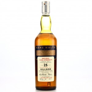 Glenesk-Hillside 1971 Rare Malt 25 Year Old / 62%